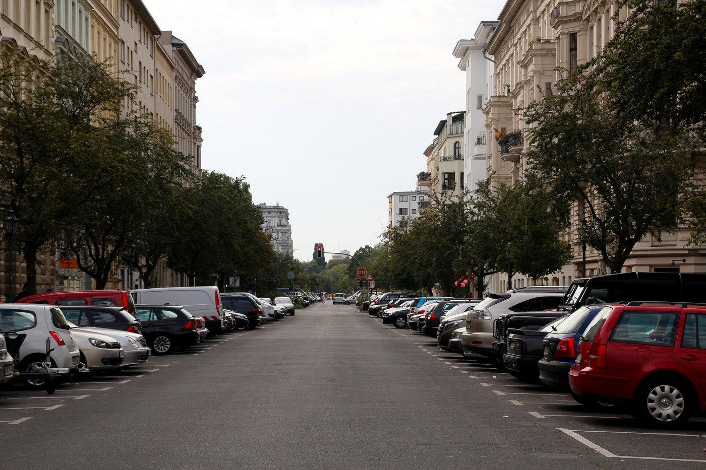 Fahrstunden in ruhigem Verkehrsraum Kreuzberg