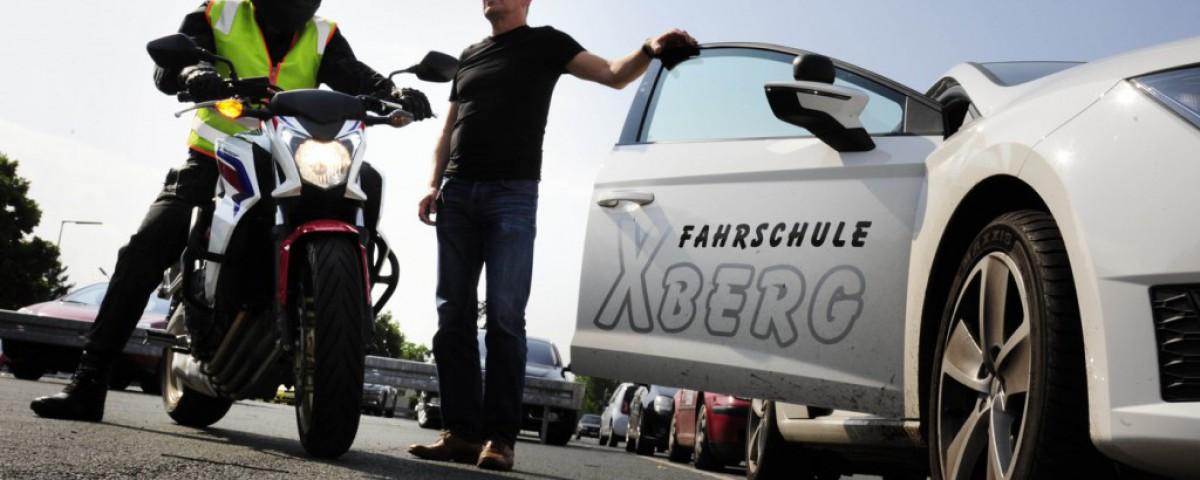Dein Motorradführerschein in Berlin