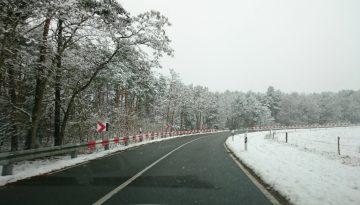 Aufrischung Winter Fahrstunden
