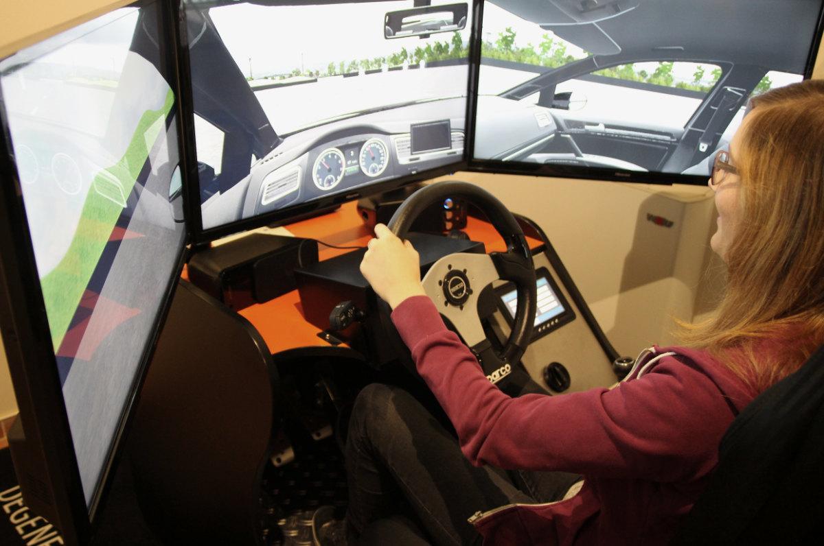 Autofahren Lernen Simulation
